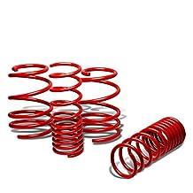 Scion tC Suspension Lowering Spring (Red) - AGT20