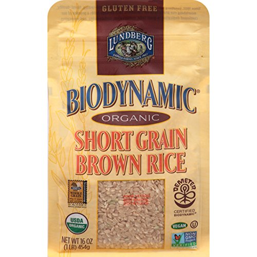 biodynamic brown rice - 1