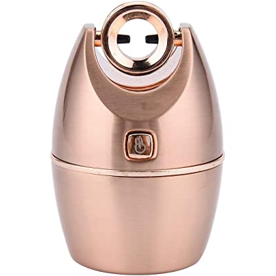OTOLIMAN Zinc Alloy Car Ashtray Electronic Cigarette Smokeless Arc Lighter Cup Holder Stainless Lid USB Rechargeable: Automotive