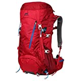 Eshow 50L Backpack Hiking Mountain Bag Daypack Rucksack Outdoor Sports Hiking Trekking Mountaineering Camping Travel Mens Womens Lightweight Water-resistant Anti- scratch Nylon For Sale
