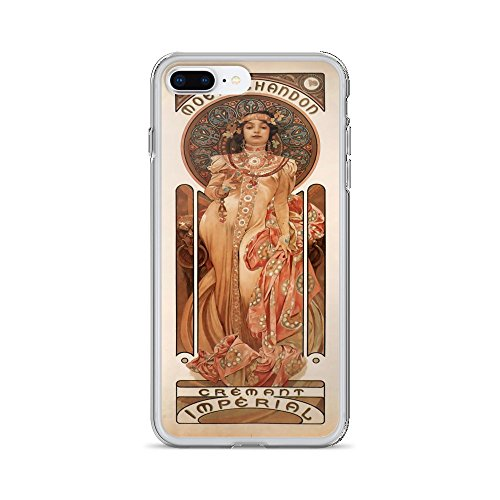 Vintage poster - Champagne 0722 - iPhone 8 Plus Phone Case