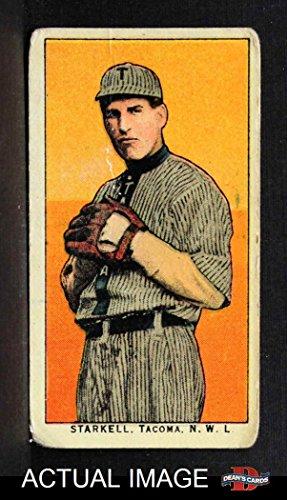 1910 T212 Obak OLD Conrad Starkell (Baseball Card) Dean's Cards 2 - GOOD