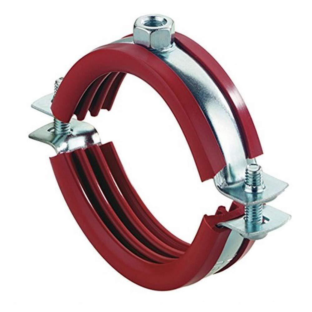 Fischer Collare per tubi con guarnizione in silicone FRSH - FRSH 40-45 COLLARE C GUARNIZ.S - 50 pezzi per confezione