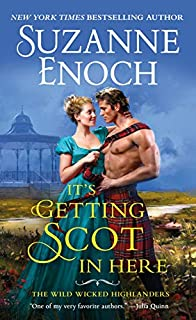 Book Cover: It's Getting Scot in Here
