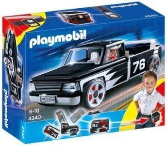 PLAYMOBIL 626028 - Portátil Camión Pick Up