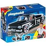 Playmobil - 4340 - Jeu de construction - Pick-up à emporter