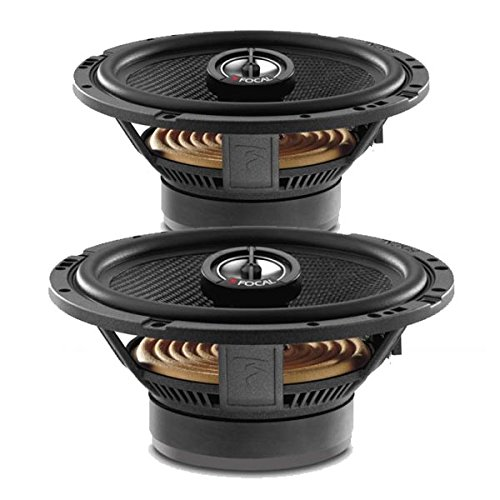 Focal 165CA1 SG 2-Way 6.5-inch Coaxial Speaker Pair -
