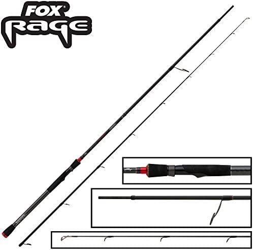 Fox Rage Prism Power Spin Rod 270 cm 15 – 50 g – Caña de spinning ...