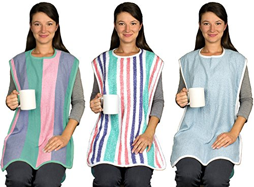Long Length Adult Bibs Pack product image