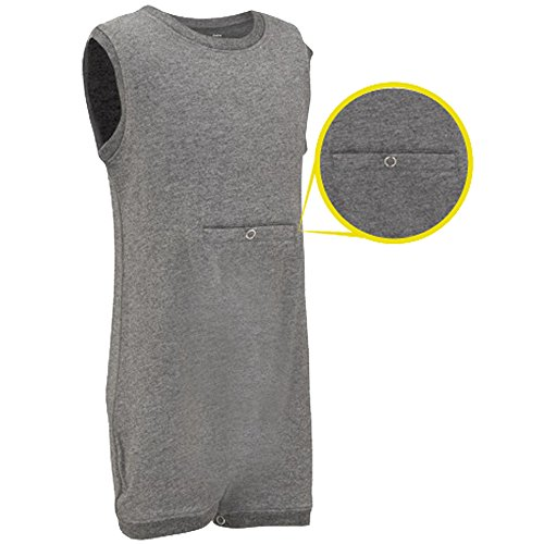Special Needs Clothing w/Tube Access for Older Children  - S