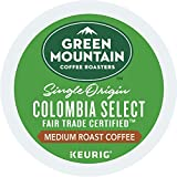Green Mountain Coffee Roasters Colombian Fair Trade Select Keurig Single-Serve K-Cup Pods, Medium Roast Coffee, 12 Count (Pack Of 6) (Pack May Vary)