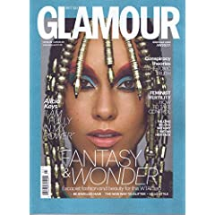 GLAMOUR 最新号 サムネイル