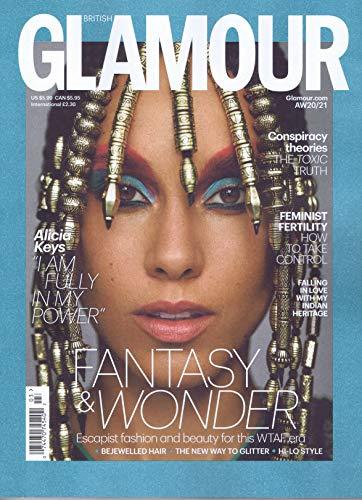 GLAMOUR 最新号 表紙画像