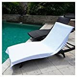 Chair Lounge Winter Park Towel Co. Chaise Lounge Pool Chair Cover Towel (40