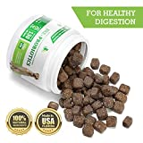 Buddy&Max Probiotic Chews for Dogs - Digestive Enzymes - Diarrhea, Stomach, Vomit, Gas, Weight Support, Allergy Relief - Contains Prebiotics - Dog Probiotics Supplement - 130 Chews