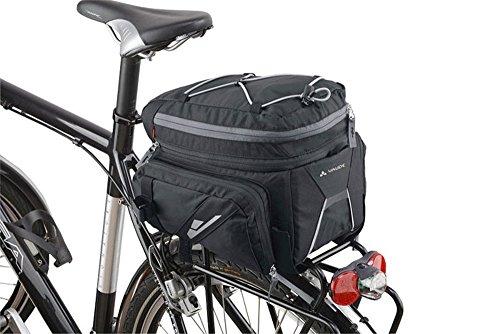 Vaude Silkroad Plus incl. Snap-IT Halterung Fahrradtasche Gepäckträgertasche Modell 2016