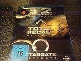 Ultimate Sci Fi Collection Blu-ray Steelbook [ Stargate / Total Recall / Terminator 2]