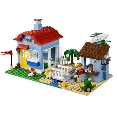 LEGO Creator 7346 Seaside House: Toys & Games