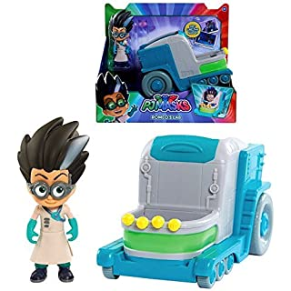 "Pj Masks Romeo's Lab with Romeo 3"" Figure"