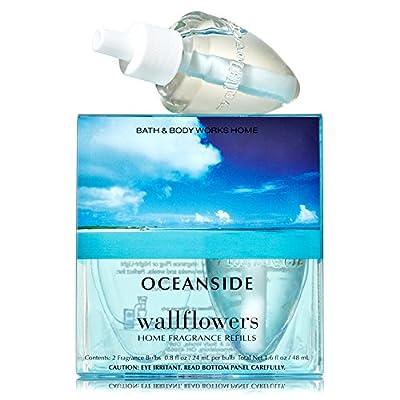Bath & Body Works Wallflowers Home Fragrance Refill Bulbs 2 Pack Oceanside