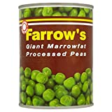 Farrow's Giant Marrowfat Processed Peas (538g) - Pack of 6