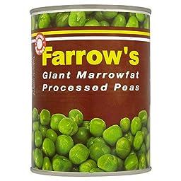 Farrow\'s Giant Marrowfat Processed Peas (538g)