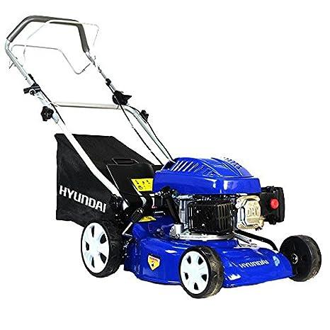 Hyundai HY-HYM43SP, HYM43SP, Cortacésped, 2500 W: Amazon.es ...