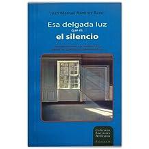 Esa delgada luz que es el silencio. Aproximaciones a la escritura del silencio en la literatura latinoamericana