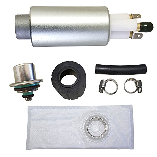 Polaris Sportsman 500 700 800 EFI Fuel Pump X2 MV7 2004-2010 2520437 + regulator (Polaris Sportsman 800 Efi)