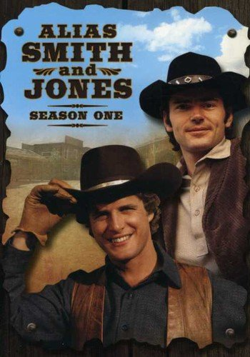 DVD : Alias Smith and Jones: Season One (Full Frame, , Dolby, Digipack Packaging, Slipsleeve Packaging)