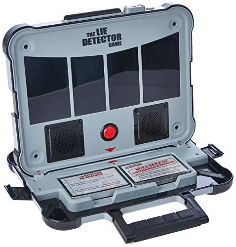 Jogo Detector De Mentiras - E4641 Hasbro Gaming Preto/vermelho/verde