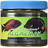 New Life Spectrum AlgaeMAX 1mm Enhanced Algae Pellet Food for Pet, 250gm