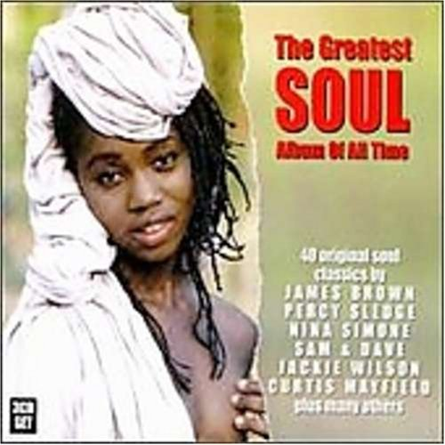 Buy soul albums of all time