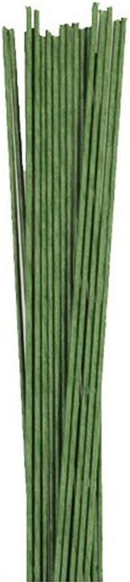 Culpitt Floral Wire Dark Green set//20-18 gauge