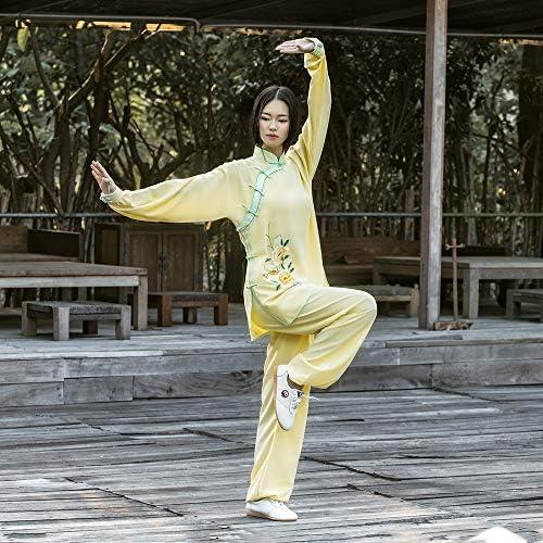 Amazon.com: KSUA - Traje de chifón para mujer, estilo chino ...