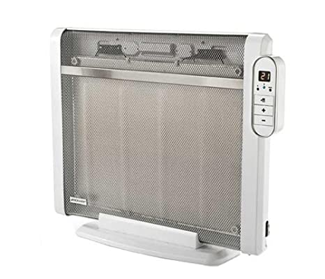 Bionaire BPH1520 - Panel calefactor de mica digital, 1500 W: Amazon.es: Hogar