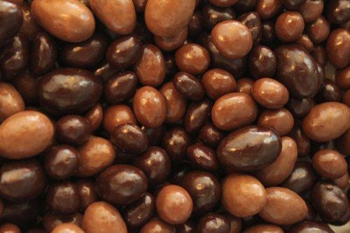 Sugar Free Chocolate Bridge Mix 10 Pound Bulk Bag by Philly -