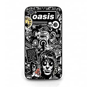 Specila Vintage Style Oasis Phone Case Cover for Iphone 4 4s