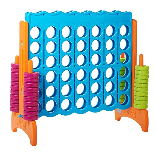 Connect 4 Oversized Yard Game For Kid Fun