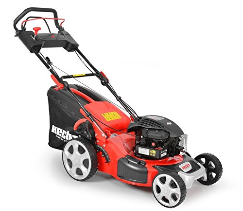 HECHT 549 SB Walk behind lawn mower Gasolina - Cortacésped ...