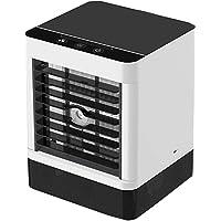 Persoonlijke draagbare mobiele airconditioning, 3-in-1 mini-verdampingskoeler met USB-aansluiting 3, ventilatorsnelheid…