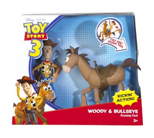 Mattel Toy Story - Pack Woody + Perdigón  Amazon.es  Juguetes y juegos 2a41bbe999a