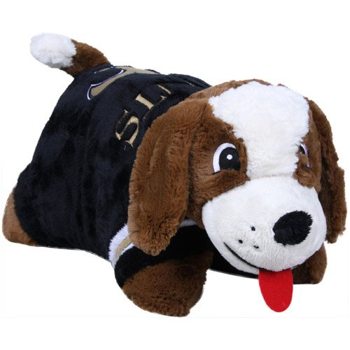 NFL New Orleans Saints Pillow Pet New Orleans Saints Football Uniform