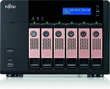Fujitsu CELVIN NAS Q905 Ethernet Torre Negro - Unidad Raid (24 TB ...