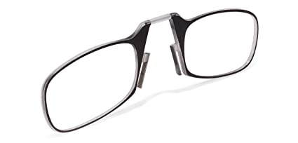 056394b4b73 Image Unavailable. Image not available for. Colour  ThinOptics Reading  Glasses With Case Black (Only For +2.50 Power) Eyeglasses