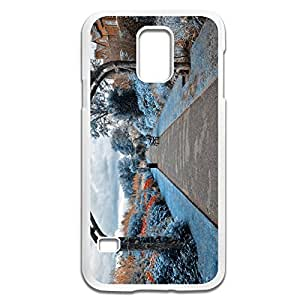 Samsung Galaxy S5 Cases Park Design Hard Back Cover Cases Desgined By RRG2G by runtopwell