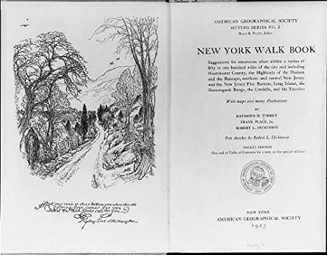 Amazon com: Photo: Pen sketches, by Robert L Dickinson, NY Walk Book