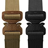 Elite Survival Systems Co Shooters Belt with Cobra Buckle CSB-T-XL Co Shooters Belt with Cobra Buckle Coyote Brown, x Large