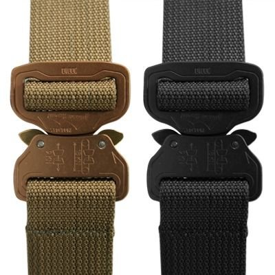 Elite Survival Systems Co Shooters Belt with Cobra Buckle CSB-T-SM Co Shooters Belt with Cobra Buckle Coyote Brown, Small by Elite Survival Systems