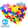 Water Beads Icy Soft Water Gel Orbeez Beads Pearls for Vase Filler Water Beads Pool, Wedding Centerpiece, Kids Tactile Sensory Toys, Party and Home Decoration